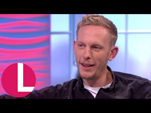 Laurence Fox on Balancing His Work and Family Life  Lorraine