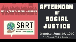 Srrt's Afternoon Of Social Justice   Democracy In The Time Of Covid