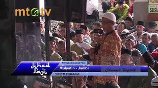 Jihad Pagi MTA 24-06-2018 - Semua Nabi Sholat