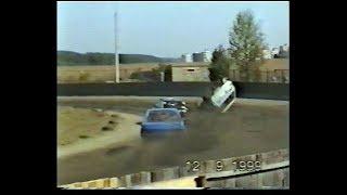 Трековые автогонки / Чемпионат Беларуси по автотреку (Минск, 12.09.1999)