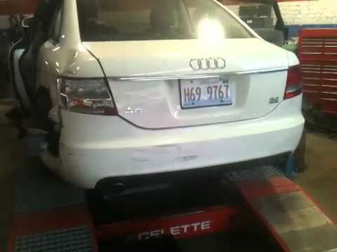 Richards Body Shop >> 2006 Audi A6 Structural Repair Richards Body Shop In Chica