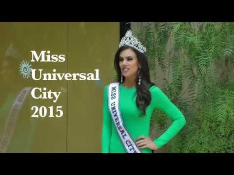 Brittany Wagner, Miss Universal City USA, 2015
