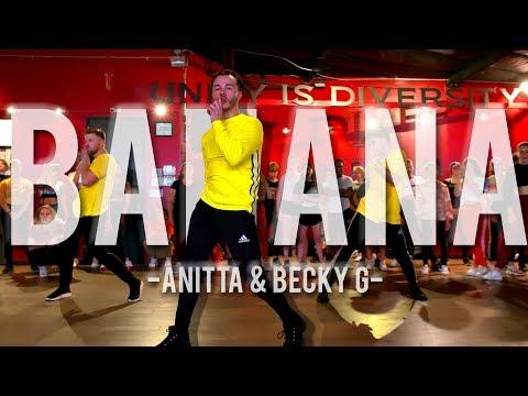 Anitta With Becky G - Banana  Hamilton Evans Choreography