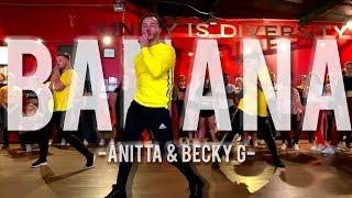 Anitta With Becky G Banana Hamilton Evans Choreography.mp3