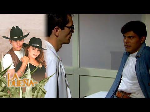 La Dueña capítulo 29: Octavio le cuenta a José maría la verdad sobre Laura | Tlnovelas thumbnail