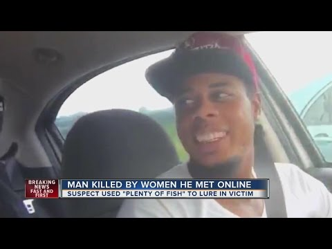 Murder Suspect Used Dating Sites to Lure Victims from YouTube · Duration:  44 seconds