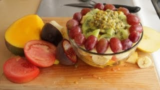 7 Layer Fruit Salad Recipe - Southern Queen Of Vegan Cuisine 36/328