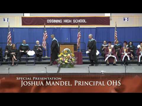 Ossining High School Graduation - Class of 2017