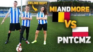 Przegrałem z Belgijską dziewczyną?! | Miandmore VS PNTCMZ