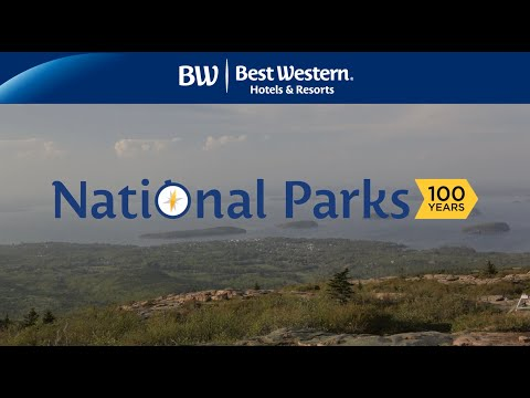 Highlights from U.S. National Parks - East Region