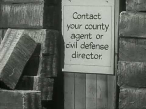 Surviving Fallout - Rural Civil Defense - 1965 - Part 2/10