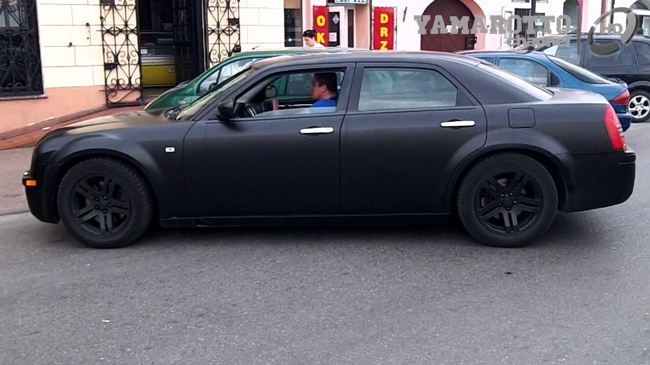 Chrysler 300c Najprzyjemniejszy Wydech W Mieście