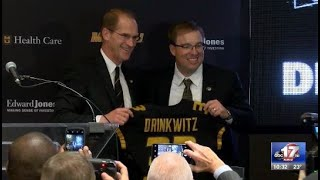 Commentary: There's a lot to like about Mizzou football coach Eli Drinkwitz