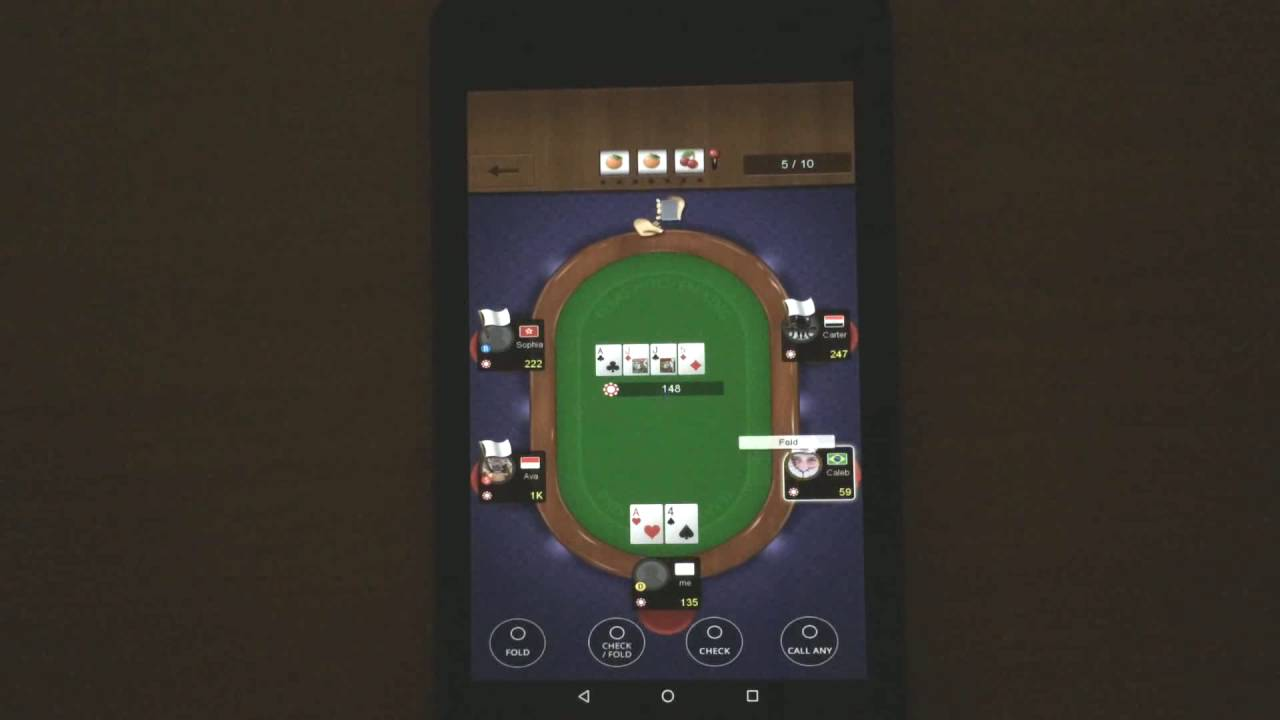 Downtown texas holdem mobile