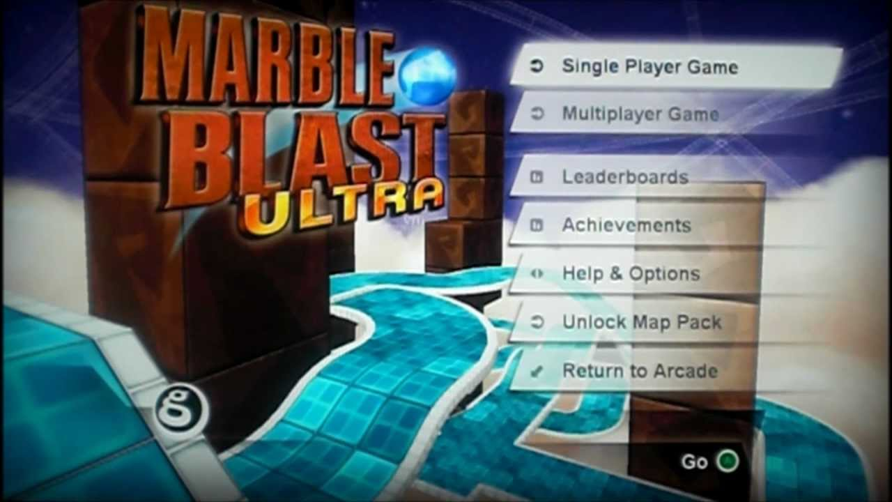 Review of Marble Blast Ultra for XBLA by Protomario