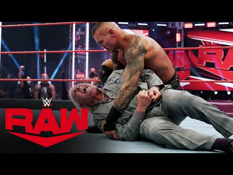 Randy Orton punts Ric Flair: Raw, Aug. 10, 2020