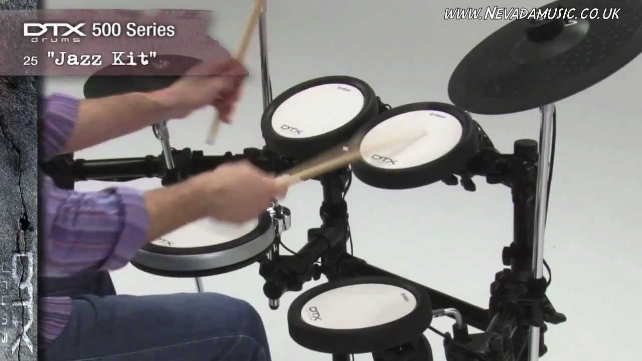yamaha dtx 500 series electronic drum kits overview pmt youtube rh youtube com yamaha dtx 500 owners manual yamaha dtx 500 manuale italiano