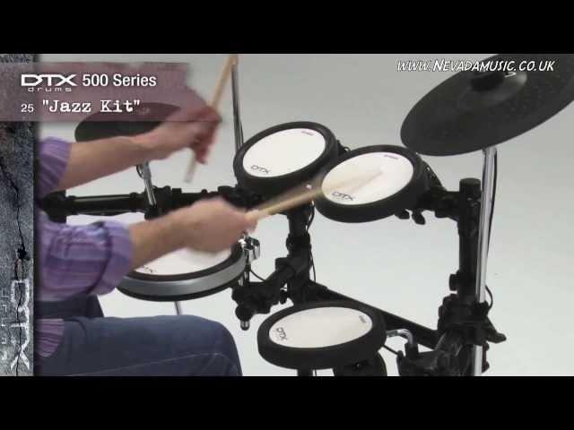 Yamaha DTX500 batterie electronic drum ( dépôt vente ) 21908513