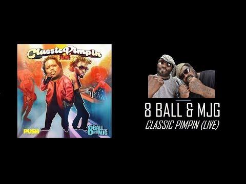 "8 Ball & MJG - ""Classic Pimpin' (Live)"" (Full Album Stream | 2019)"