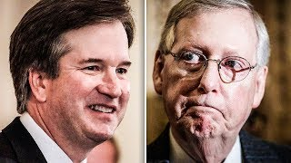 Fearing The End, Republicans Move To Pack Courts Quickly With Corporate Hacks