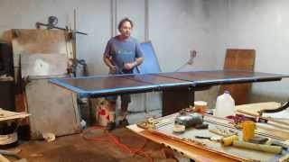 Refinishing A Kindel Dining Room Table At  Timeless Arts Refinishing
