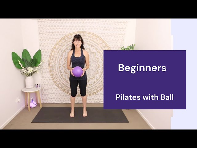 Beginners: Pilates with Ball