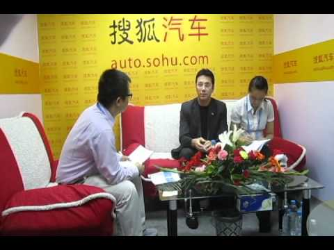 AutoSohu Interview with ZAP Jonway Co-CEO Steve Schneider at 2010 Global Automotive Forum
