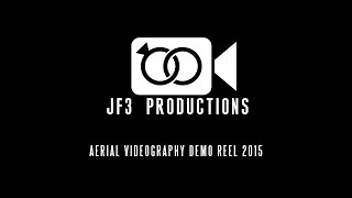 jf3 productions aerial videography reel 2015 hd
