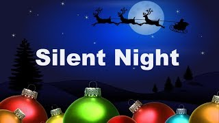 Holiday Classic Songs with Lyrics   Silent Night