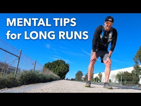 Mental Tips for Long Runs