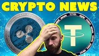 Ripple to $589 with xRapid Launch | Tether Frozen | Sad Day in Cryptocurrency