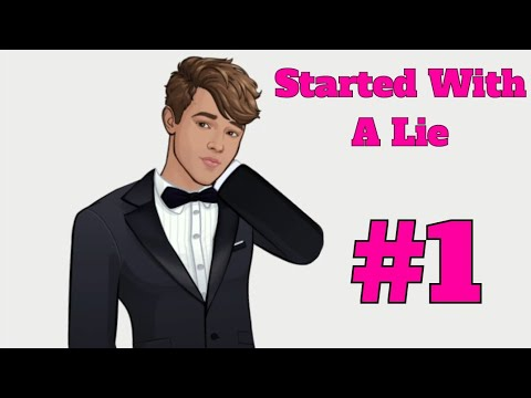Cameron Dallas: It Started With A Lie (Episode 1) Episode Choose Your Story