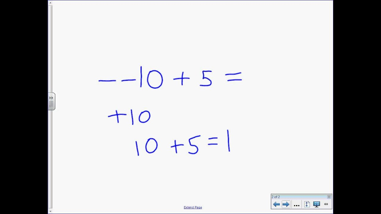 integers opposites and absolute value YouTube – Integers and Absolute Value Worksheet