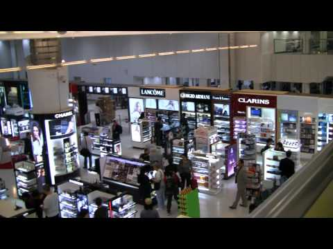 Doha Duty Free Shop (Videography is restricted there)