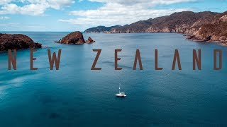 NEW ZEALAND by DRONE in 4K // Luke Renard