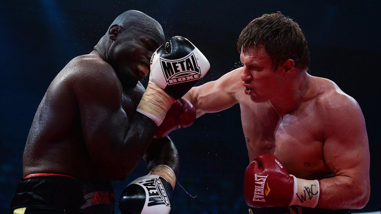 СТРАШНО-ГЛУХОЙ НОКАУТ - Александр Поветкин vs. Диллиан Уайт   РЕВАНШ? - YouTube