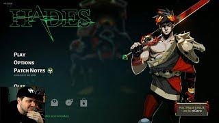 Hades Playthrough (part 1)