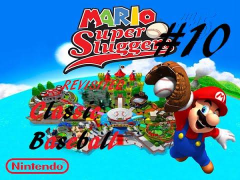 Mario Super Sluggers Revisited - Part 10 - Josh Donaldson [Classic Baseball - Part 6][Daisy Cruiser]