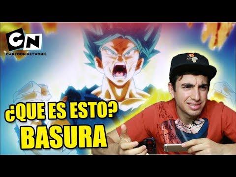 DRAGON BALL SUPER OPENING 2 (OFICIAL) EN ESPAÑOL LATINO REACCION   LAMENTABLE