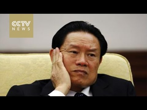 Zhou Yongkang charged with bribery, abuse of power, leaking state secrets