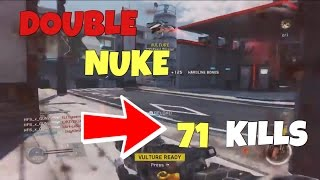71 KILLS TDM w/ DOUBLE NUKE!| By HFSXGUNZ ( Cod Infinite warfare gameplay)