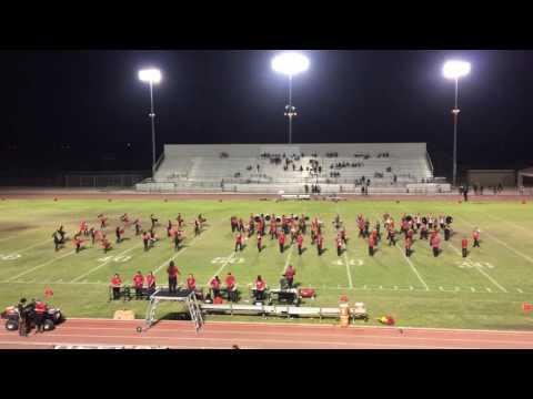 Desert Mirage High School Marching Band 2016-2017