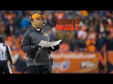 Browns Huddle: Hue Jackson Named Head Coach