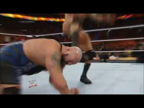 Randy Orton Punts Big Show Fake Survivor Series 2013
