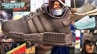 MALL VLOG #1 (TONS OF SNEAKERS & A LOT OF DOPE STUFF)