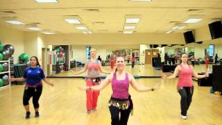 """Habibi"" Milk And Honey. Cardio Dance Choreography."