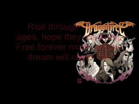 Dragonforce- Heartbreak Armageddon (WITH LYRICS)