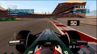 F1 2013 25% UGHD Season 5 (Race 2 Abu Dhabi)