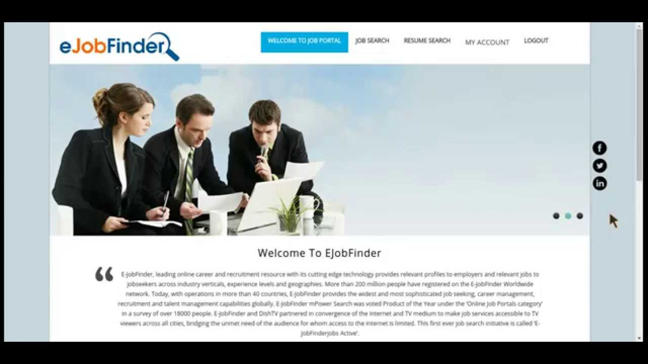 php and mysql project on online job portal - Php Mysql Jobs