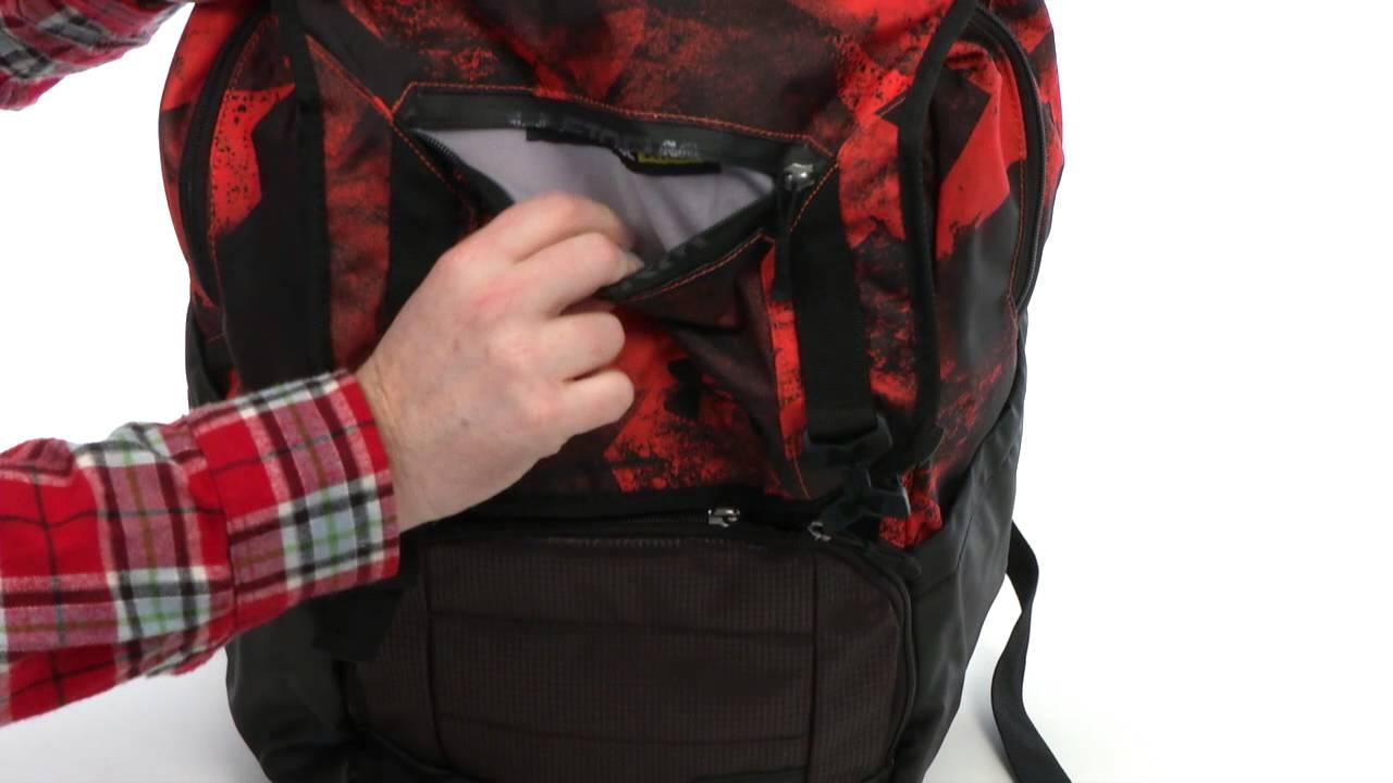 7b7a9e963815 Under Armour UA Ruckus Backpack SKU 8126688 - YouTube
